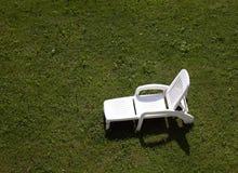 солнце lounger Стоковые Изображения