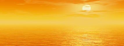 солнце p ss Стоковое Изображение