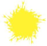 солнце splodge Стоковая Фотография RF