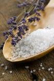 соль для принятия ванны Стоковое Фото