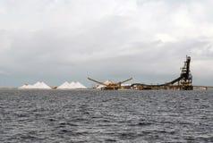 соль извлечения Стоковое Изображение RF