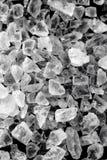 Соль макроса Стоковая Фотография