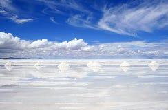 соль минирования Стоковое Изображение