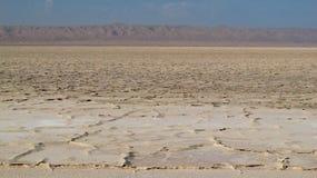 соль озера Стоковые Фотографии RF