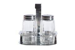 соль перца опарников Стоковое Изображение RF