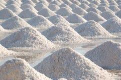 соль пруда испарения Стоковое фото RF