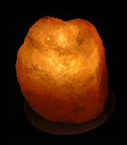 соль светильника Стоковое фото RF