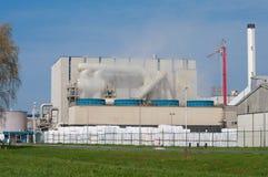 соль фабрики стоковая фотография rf
