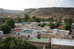 Сомали страна пиратов Стоковая Фотография RF