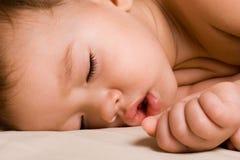 сон младенца Стоковое фото RF