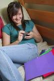 сообщения друзей предназначенные для подростков Стоковая Фотография RF