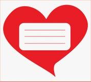 Сообщения любят на социальных сетях через телефон иллюстрация вектора