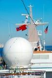 Сообщения на корабле Стоковые Фото