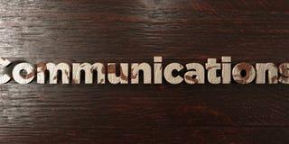 Сообщения - grungy деревянный заголовок на клене - представленное 3D изображение неизрасходованного запаса королевской власти бесплатная иллюстрация