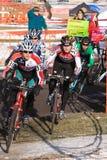 соотечественники 2009 cyclocross Стоковые Фото