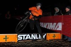 соотечественники 2009 cyclocross Стоковые Изображения RF