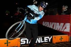 соотечественники 2009 cyclocross Стоковое Изображение