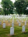 соотечественник кладбища arlington стоковая фотография