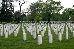 соотечественник кладбища arlington Стоковое Фото