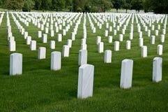 соотечественник кладбища arlington Стоковые Изображения