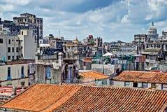 соотечественник Кубы havana капитолия здания Стоковая Фотография