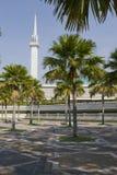 соотечественник мечети Куала Лумпур Малайзии Стоковое Изображение