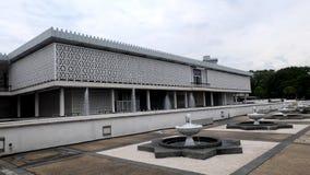 соотечественник мечети Малайзии Стоковая Фотография RF