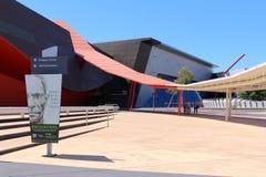 соотечественник музея Австралии Стоковая Фотография
