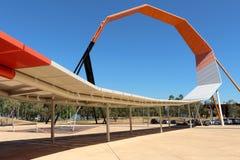 соотечественник музея Австралии Стоковое фото RF