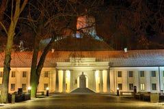 соотечественник музея Литвы Стоковое фото RF