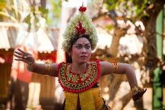 соотечественник танцульки barong balinese Стоковые Фото