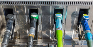 Сопла газового насоса Стоковые Фотографии RF