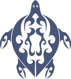 соплеменная черепаха Стоковое Изображение