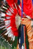 соплеменное costume индийское Стоковые Изображения