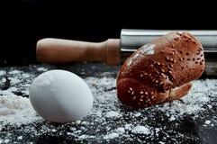 сопровоженный столб съемки еды архива кухни цыпленка захвата итальянский обрабатывая профессиональное сырцовое ПО соуса Стоковое Изображение