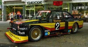 Сопроводитель RS 1800 MK2 Форда «Zakspeed» гоночного автомобиля Стоковое Изображение