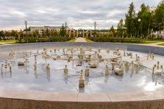Сопло фонтана Стоковое Изображение