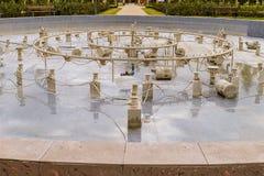 Сопло фонтана Стоковые Изображения RF