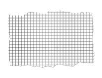 сорванная бумага иллюстрации диаграммы Стоковые Изображения RF
