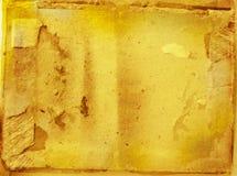 сорванная бумага grunge Стоковые Фото