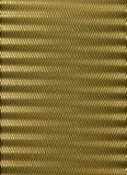 сорванное золотистое картона Стоковые Фотографии RF