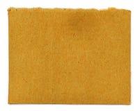 сорванное carboard Стоковое Изображение