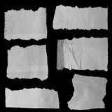 сорванные бумаги Стоковые Изображения RF