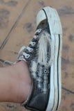 Сорванный ботинок Стоковая Фотография RF