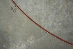 сорок пять горизонтальное Стоковая Фотография RF