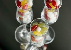 сортированная конфета Стоковые Изображения
