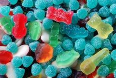 сортированная конфета Стоковое Фото