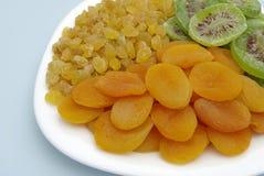 сортированные высушенные плодоовощи Стоковое Изображение RF