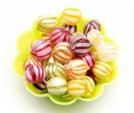 Сортированные конфеты плодоовощ Стоковое Фото
