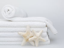 сортированные полотенца Стоковые Фото